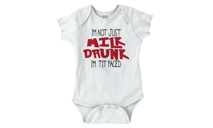 Baby Gift You Shall Not Have My Milk Baby Dungarees Baby Clothing