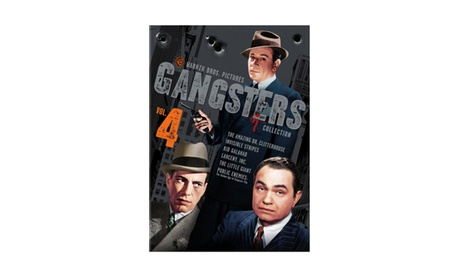 Warner Gangsters Collection Volume 4 (DVD) 7c0fabb1-bc82-41ac-a651-89a131dc9343