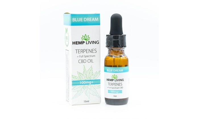 Up To 10% Off on Hemp Living CBD Terpenes Oil | Groupon Goods