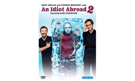 Idiot Abroad, An: Season 2 3c5b4554-aa0b-4680-bef7-6de8fa9ca088