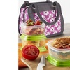 Fit and Fresh Ashland Insulated Lunch Bag Set (5-Piece)