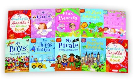 Kids' Activity Book (10-Pack) 06565205-add0-49eb-b720-3a61d59411e5