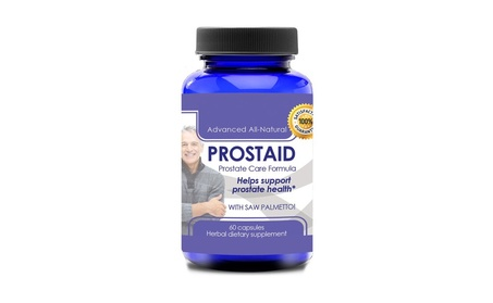 ProstAid Prostate Care Formula (Pack of 120 capsules) c18495a7-bbfd-4c02-b62d-98c58539e418