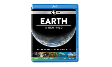 EARTH A New Wild Blu-ray a3b8614f-e928-49db-89c9-ea4bf701704b