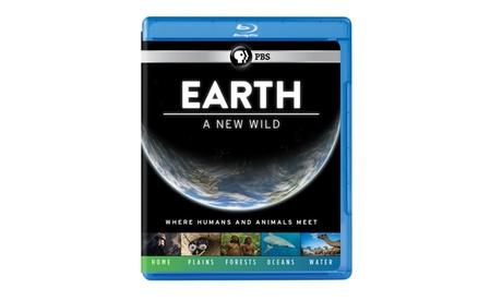 EARTH A New Wild Blu-ray a3b8614f-e928-49db-89c9-ea4bf701704b