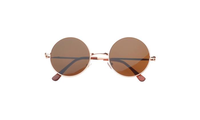 MLC Eyewear Brentwood Round Sunglasses