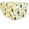 Trend Lab Fabric Storage Bin, Giggles Print