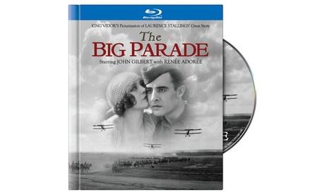 Big Parade, The (BD Book) e80bf388-5b66-47cf-8d21-639e936c0b79