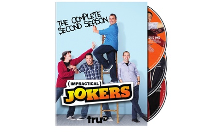 Impractical Jokers: The Complete Second Season (DVD) 9f657bff-49fb-453c-a02d-969c45ab70ea