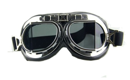 Steampunk Flying Scooter Gothic Goggle Helmet Sunglass 8d3fa9e0-392c-493c-b691-d3ad24804f8a