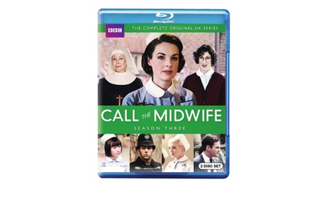 Call the Midwife: Season Three(BBC/Blu-ray) 02ac0aa3-f8a3-4c51-9c59-74eb6ea704ed