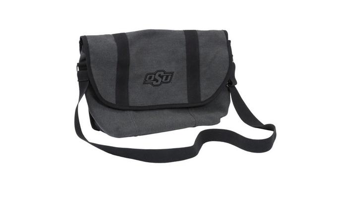 OK State Varsity Messenger Bag