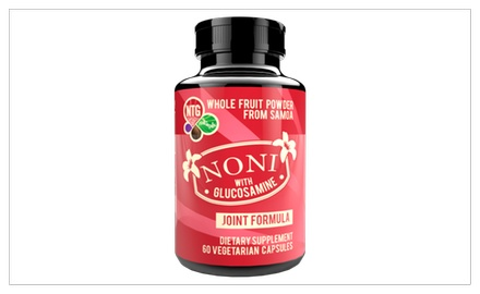 Healthy Island Noni with Glucosamine Pills