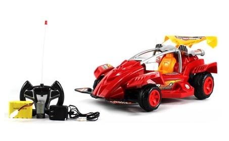 Speed Ray Formula One Electric RC Car TD Racing 1:12 (Colors May Vary) 8ead8daf-8885-4f66-b4eb-65586b85ae23