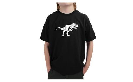 Boy's T-shirt - TYRANNOSAURUS REX 67ab880c-7a39-4734-853a-9bc925778368