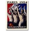 Paris 1924 Canvas Print 24 x 32