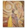 Djibrirou Kane Caring and Dedicated Mom Canvas Print
