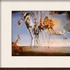 The Temptation of St. Anthony, c.1946 by Salvador Dali