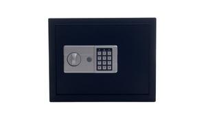 Electronic Large Safe Black