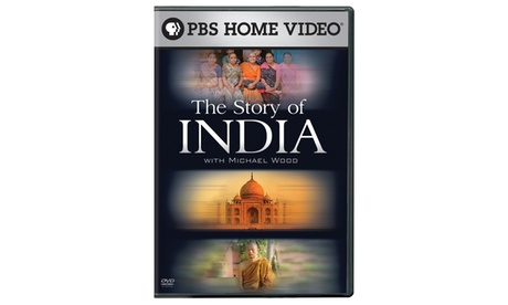 The Story of India DVD 5964f6b0-473a-4745-b134-a2352061dc08