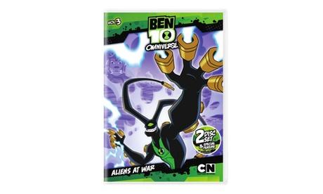 Cartoon Network: Ben 10 Omniverse: Aliens at War (Vol. 3) 9207a7b7-0ca8-4bcb-93ca-f0d09a748a5b