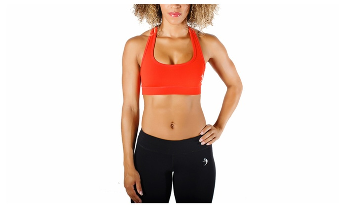 MissFit Activewear Razorback Sports Bra