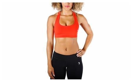 MissFit Activewear Razorback Sports Bra 0bf1c80f-1692-4a05-b608-f24a440085e8
