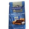 Ghirardelli Dark and Caramel Sea Salt, Chocolate Squares, 5.32 oz., 4
