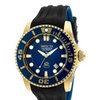 Invicta 20203 Dark Blue Dial Pro Diver Automatic 3 Hand Mens Watch