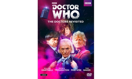 Doctor Who: The Doctors Revisited First-Fourth (DVD) 009c7274-093f-4e3c-9f1f-867f59854e09
