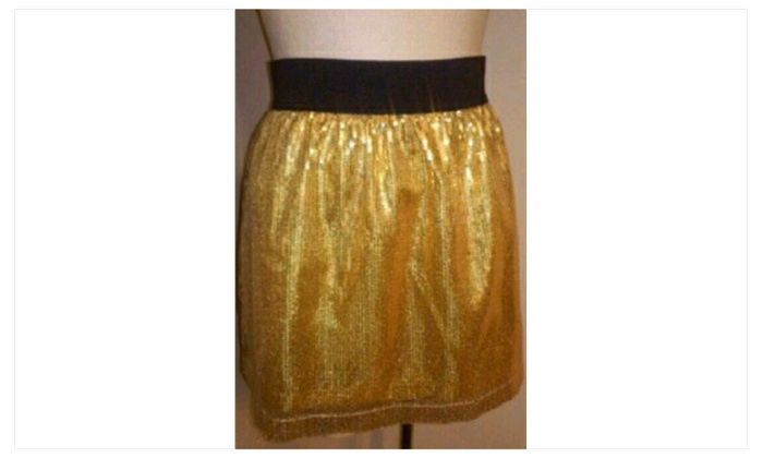 Women's Romeo & Juliet Couture Holiday Skirts
