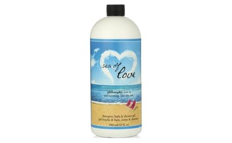 Philosophy Sea Of Love Shampoo, Bath and Shower Gel 32 oz af145ac9-d7c7-43a6-8771-355ec15b3c16