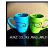 Customizable Long Distance Relationship Coffee Mugs