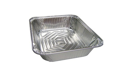 Handi-foil Bake America Ultimates Cook-n-carry All Purpose Pan & Lid Giant (Pack of 6)
