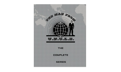 The Man From U.N.C.L.E. - The Complete Series (Repackage/DVD) 156b9846-7661-499d-a6fa-64d791981d7b