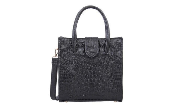 Mellow World Maisy Structured Tote with Crossbody Strap