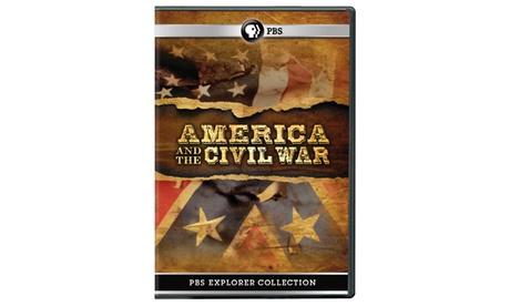 America and the Civil War DVD 875dea34-989a-4ae7-8853-6912261fc7a6