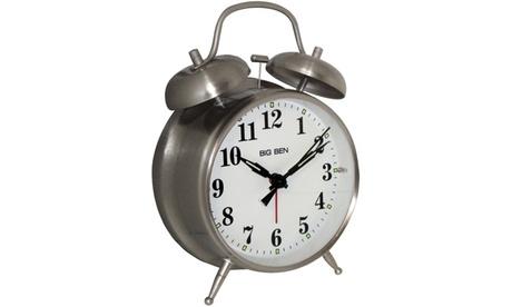 Westclox 70010 Big Ben Twin-bell Alarm Clock a6610e89-c5e3-4d5d-ab49-00446250fdde