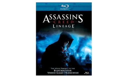 Assassin S Creed Lineage Blu Ray Groupon