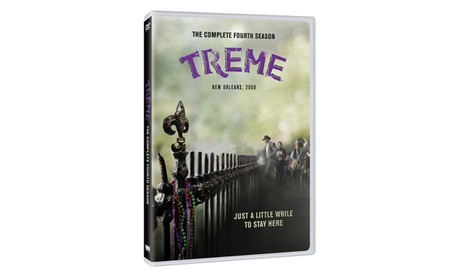 Treme: The Complete Fourth Season (DVD) c38a6347-6ddf-476a-91ce-5f83b931c7e0