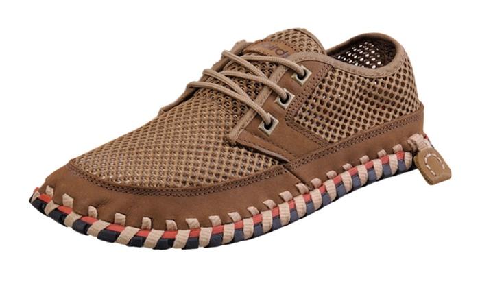 Shefetch Men's Cobweb Outdoor Shoes