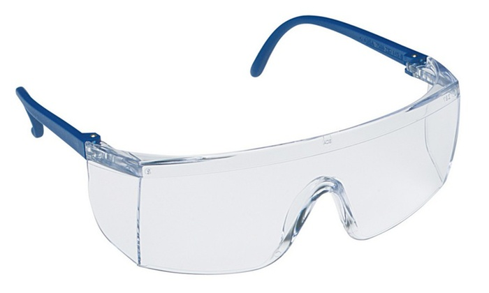 Safety Glasses Clr