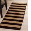 """Autumn Stripes Area Rug - Brown & Tan - 1'8""""x5'"""