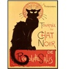 Tournee du Chat Noir, c.1896 by Theophile Alexandre Steinlen