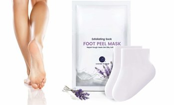 Lavender Foot Peel Mask for Dead Skin and Callus (2 or 4 Pair)