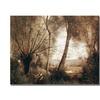Jean Baptiste Corot Landscape Canvas Print