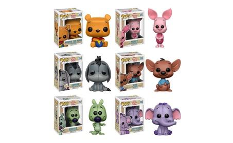 Funko Pop! Disney Winnie the Pooh Vinyl Figures Set of 6 50cbe1d4-0004-478f-a3c5-c9990fbfcbd8