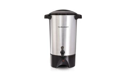 Hamilton Beach 40515 42-Cup Coffee Urn, Silver ef6fd593-44f8-448b-b986-6f648c74eaa0