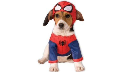 Spider-Man Costume For Pets - Small 5d2ed4dc-4e10-49a8-b8ba-14935f14216d
