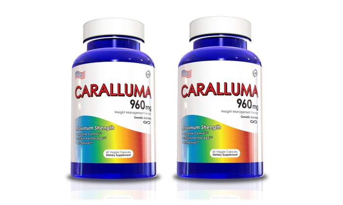 Buy It Now : 2 or 3 Bottles of Caralluma Fimbriata, Weight Loss Supplement, 60 Caps